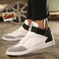 2016 Spring New Mens Casual Sneakers Fashion Casual Shoes For Malesapato Masculino Rubber Sole Flat Heel Boots Free Shipping