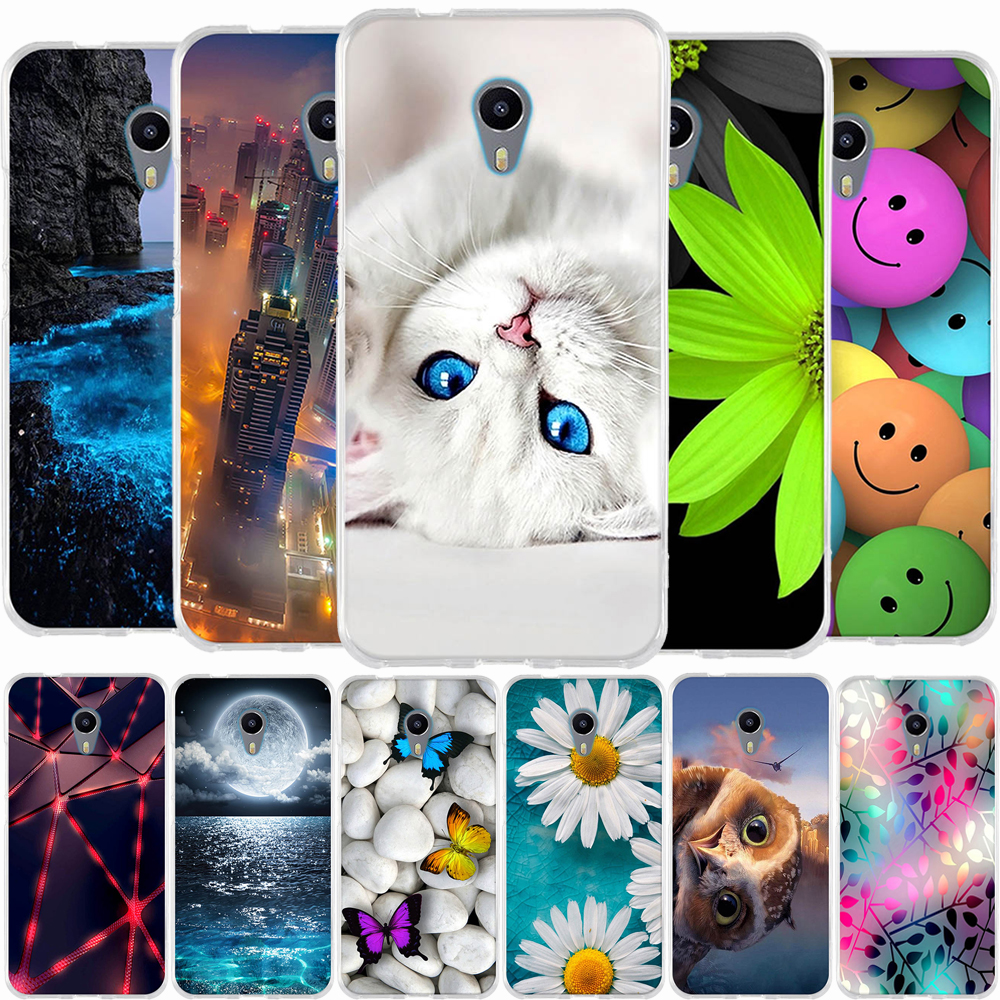 For Meizu M5s Case Silicone Cover for Meizu M5S Mini Cover 3D Soft TPU mobile Phone Bag for Meilan 5s Meizu m5s Meiblue5s 5.2""