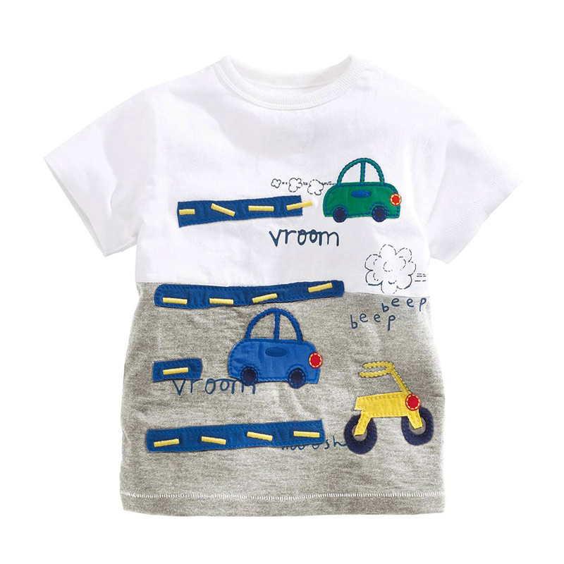 Childrens-T-shirt-Boys-T-shirt-Baby-Clothing-Little-Boy-Summer-Shirt-Tees-Designer-Cotton-Cartoon-1-6Y-ClothesM1-2