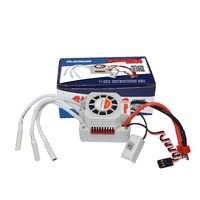 SURPASS HOBBY Platinum 45A 60A Waterproof ESC for 1/10 1/12 1/14 RC Car Truck Model Toys