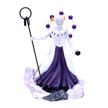 Figura de Obito Uchiha en modo Rikudo Sennin (26cm) Figuras de Naruto Merchandising de Naruto