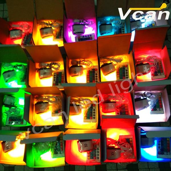 DHL besplatna dostava Super Bright RGB 16 boja Daljinski upravljač - Različiti rasvjetni pribor - Foto 2