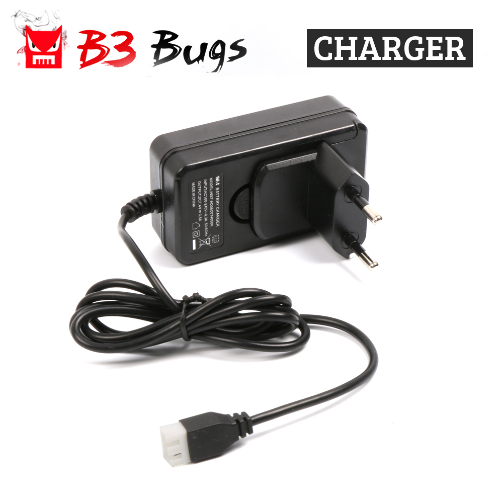 MJX Bugs 3 B3 Battery EU Plus Fast charger RC Quadcopter Drone Spare Parts mjx квадрокоптер на радиоуправлении bugs 3