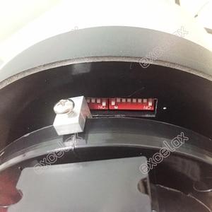 Image 5 - Resistente 12 kg rs485 ip66 motorizado pan tilt scanner decodificador câmera cctv ao ar livre rotação vertical horizontal automática