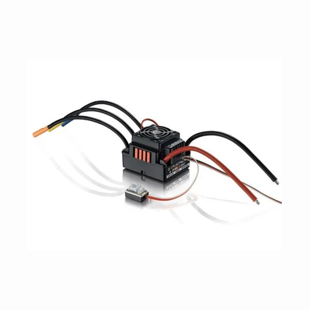 Hobbywing Quicrun Remote Control Hobby Accessery 8BL150 Brushless Waterproof Sensorless 150A ESC Rock Crawler ESC For 1/8 RC Car sc series standard adjustable cylinder sc125 125 single rod double acting air compressor piston hydraulic cylinder