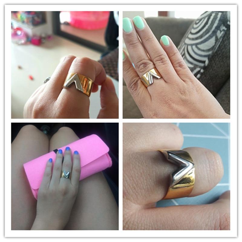 BORASI Fashion Luxury Berömda Märke Smycken Män / Kvinnor Ring - Märkessmycken - Foto 5