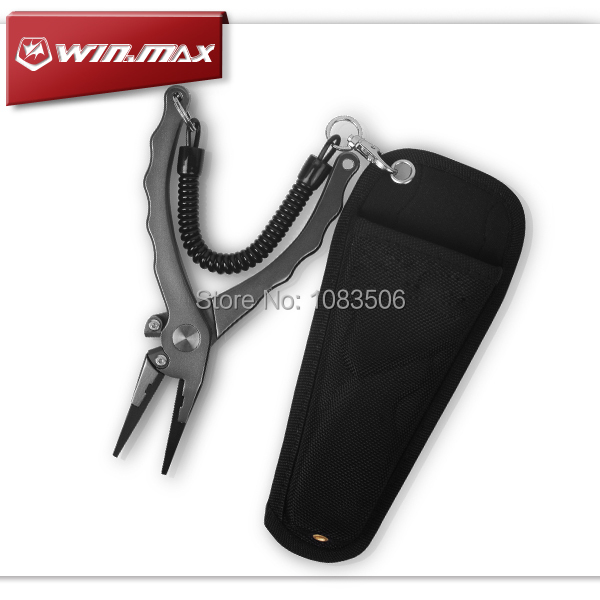 Buy winmax stock 17cm multifunctional fly for Fly fishing pliers