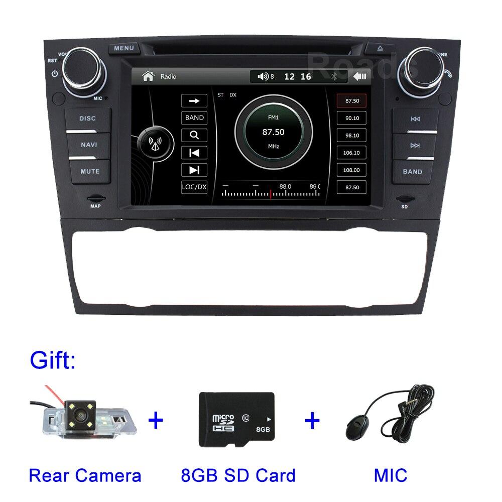 все цены на Car DVD Multimedia Player for BMW E90 E91 E92 E93 with Radio Canbus BT GPS USB онлайн