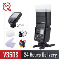 GODOX V350S V350 S For Sony mirrorless digital camera A7R External high speed TTL lithium battery SLR camera Hot shoe Top flash
