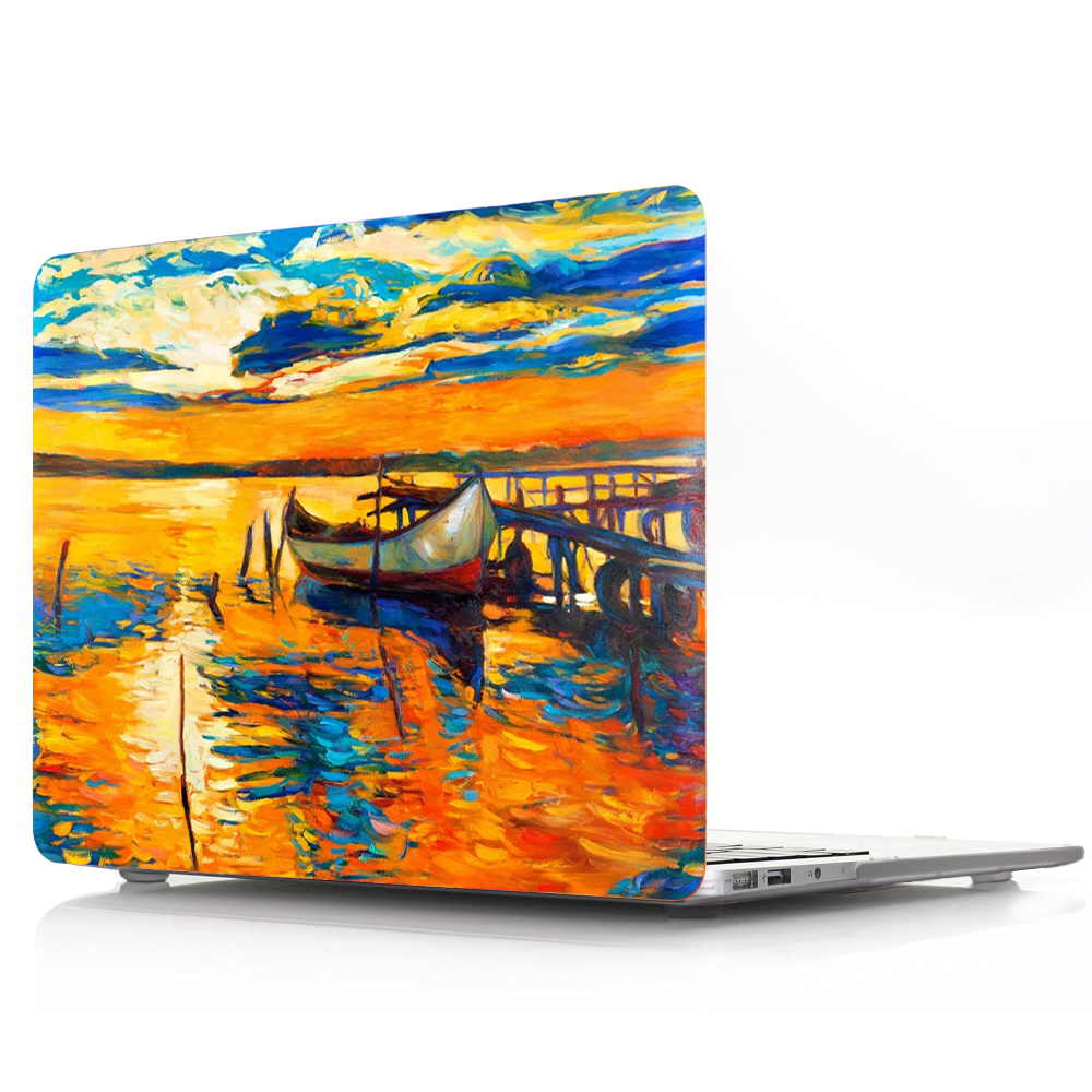 Hard Print Customized Case for MacBook 82