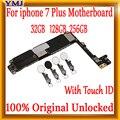 Fabrik entsperrt für iphone 7 Plus Motherboard Mit/Ohne Touch ID  keine iCloud für iphone 7 Plus 7 P Mainboard 100% Original|Handy-Antennen|Handys & Telekommunikation -