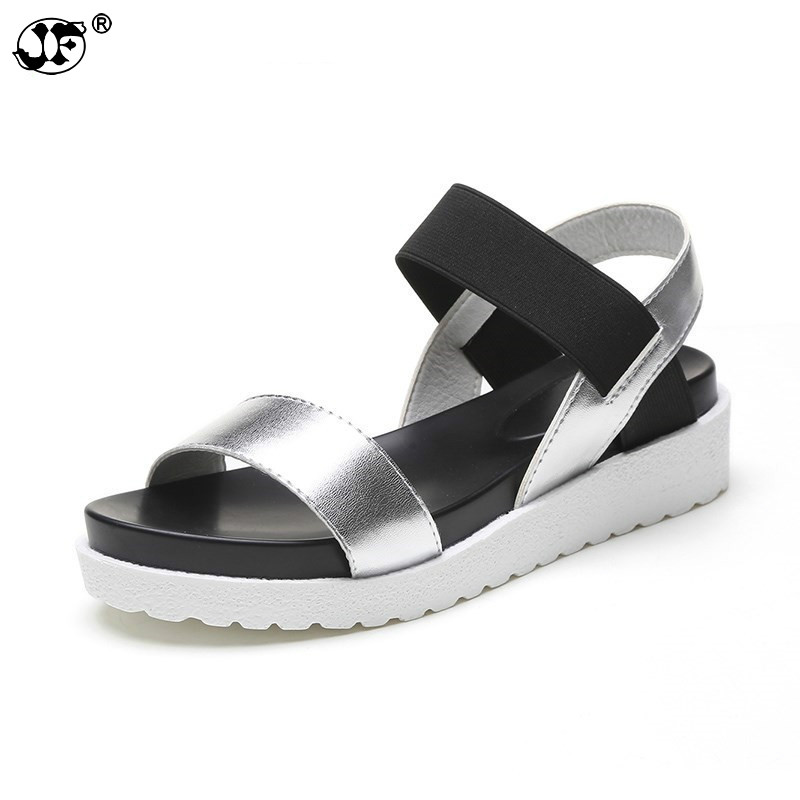 2018 New Hot Sale Sandals Women Summer Slip On Shoes Peep-toe Flat Shoes Roman Sandals Mujer Sandalias Ladies Flip Flops Sandal hot sale women sandals women summer shoes peep toe flat shoes roman sandals mujer sandalias ladies flip flops sandal footwear