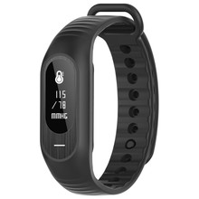 B15P умный Браслет SmartBand Приборы для измерения артериального давления сердечного ритма Водонепроницаемый Bluetooth Smart Группа сна Мониторы вызова сообщение напоминание