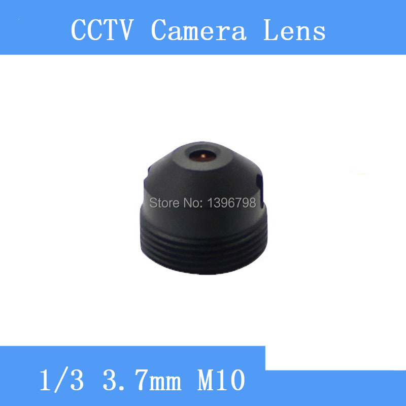 PU`Aimetis Infrared surveillance camera pinhole lens 3.7mm M10 thread CCTV lenses pu aimetis factory direct surveillance infrared camera pinhole lens 10mm m12 thread cctv lens