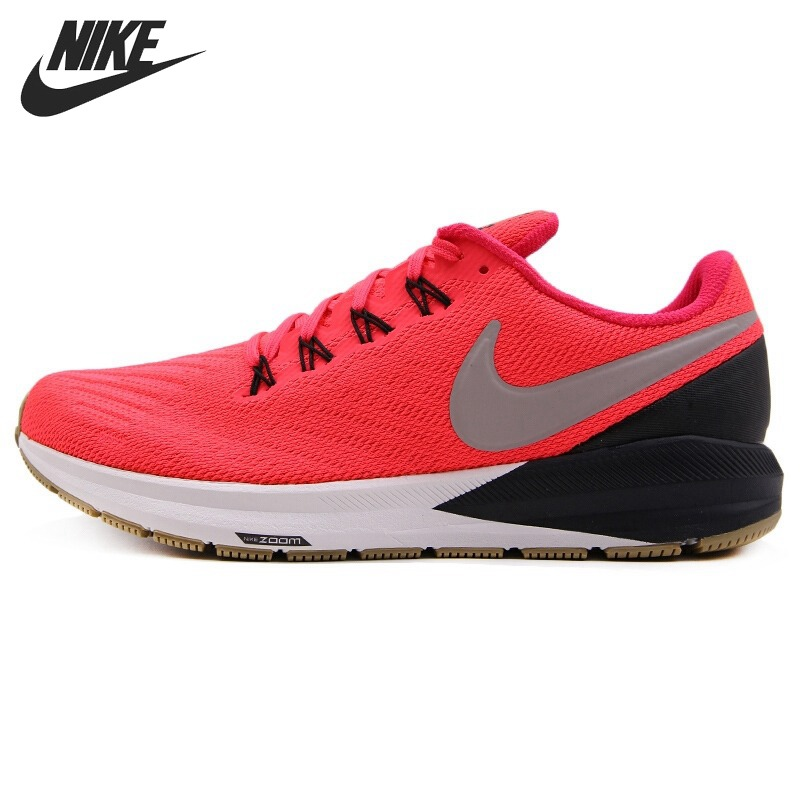 US $139.3 30% OFF|Original New Arrival 2019 NIKE AIR ZOOM STRUCTURE 22 Men's Running Shoes Sneakers in Running Shoes from Sports & Entertainment on