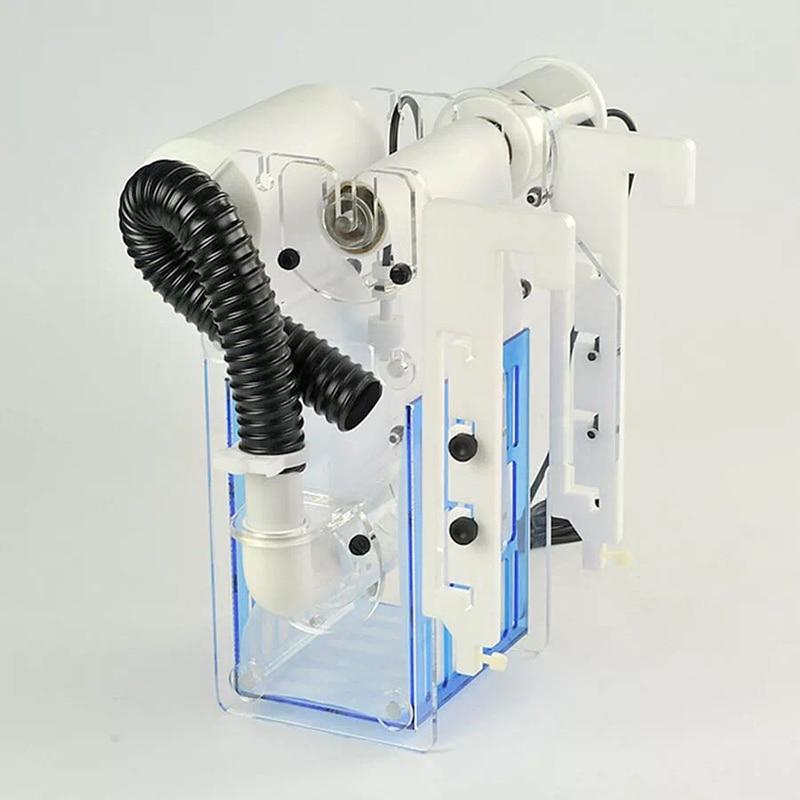 NCFAQUA 12 V Bubble Magus ARF-1 Auto Filtro Sump Filtro de Lã Rolo Roll Filtro Automático para 600L Tanque Do Aquário Marinho recife