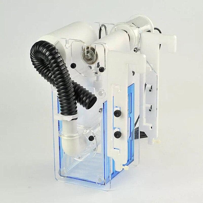 NCFAQUA 12 V bulle Magus automatique rouleau filtre ARF-1 Auto polaire filtre puisard filtre rouleau pour 600L Aquarium réservoir Marine récif