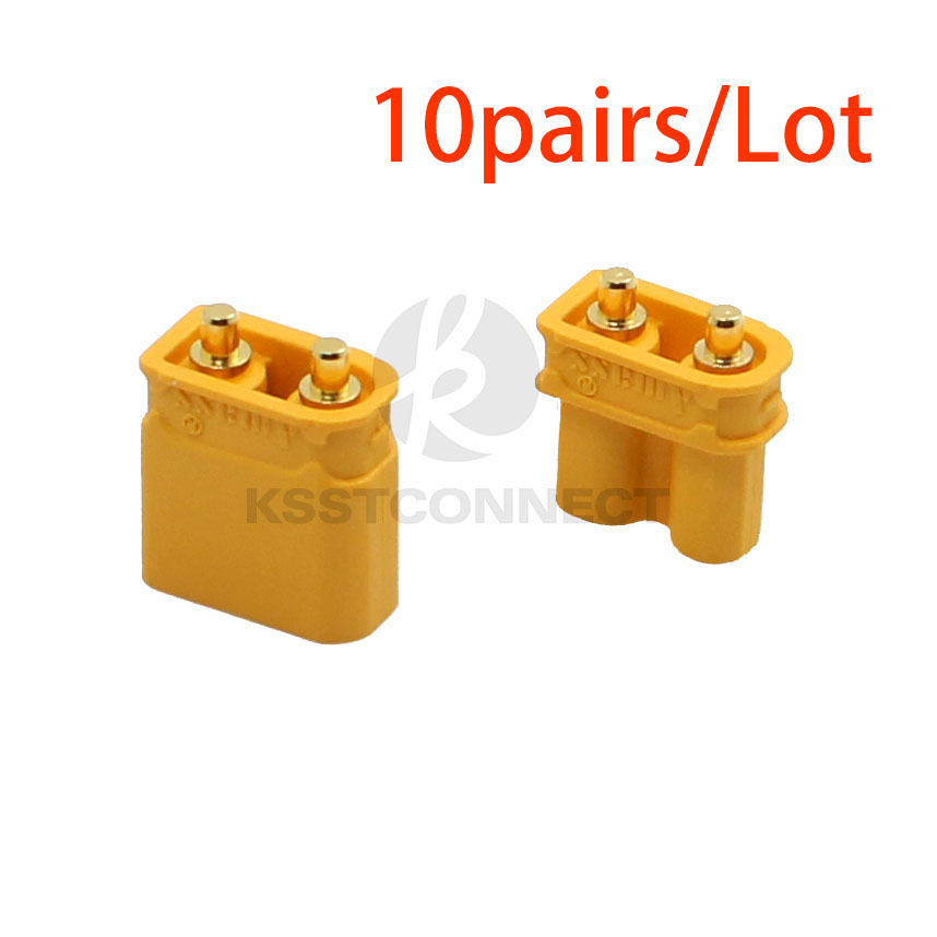 XT30UPB 10pairs PCB plug connector plugs connectors PCB board dedicated XT30 Plug