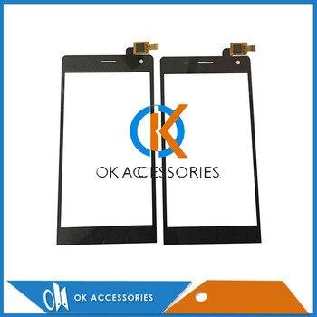 Garantía de 100% Color negro para DEXP Ixion MS150 planeador Digitalizador de pantalla táctil 1 pieza/lote