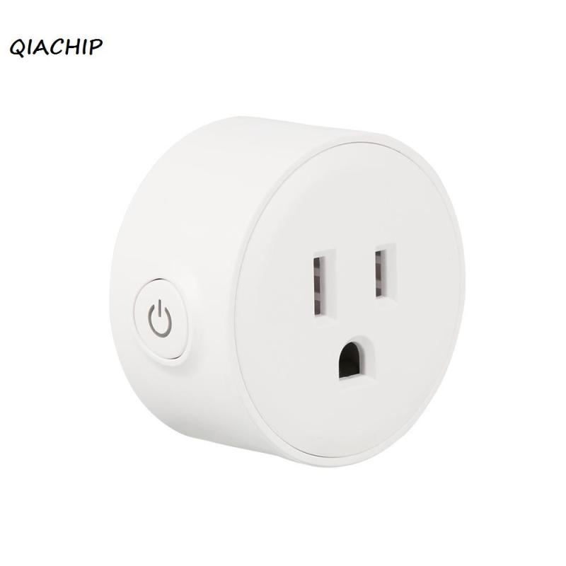 US WiFi Mini Smart Home Plug Wall Socket for Amazon Alexa Schedule Function App Remote Control Electric Outlet Appliances wireless remote control smart socket control power rf socket switch plug outlet for gsm 3g wifi golden security alarm systems