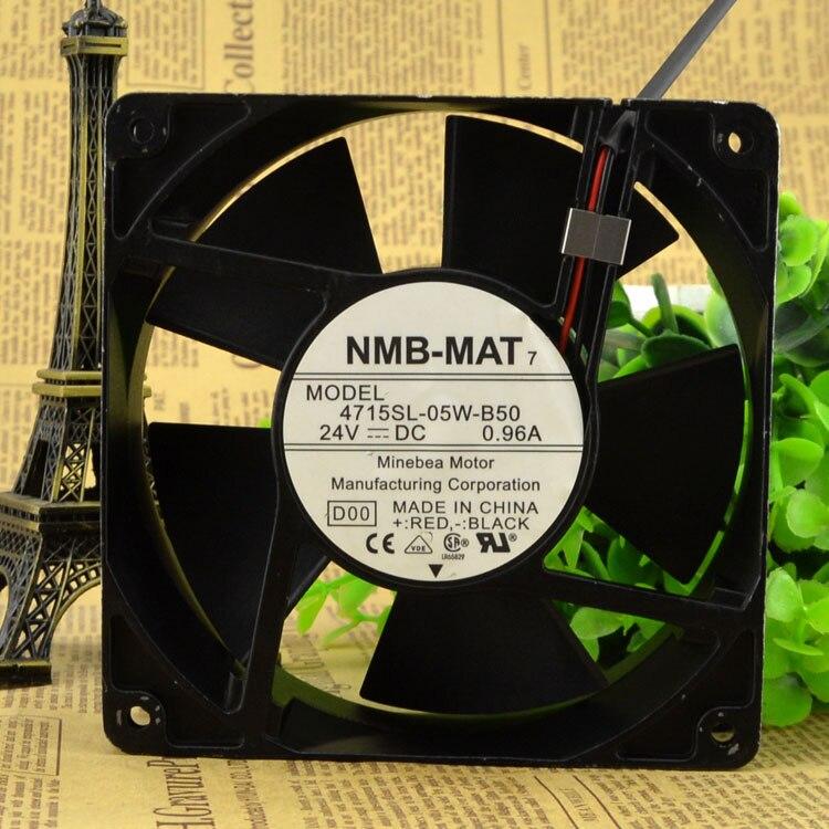 Free Delivery. 4715-05 w - sl B50 24 v 0.96 A 12 cm two line inverter fan  цена и фото