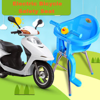 Baby Child Women S Motorcycle Electric Bicycle Bike Safety Seat Front Chair Electric Battery Scooter Toddler