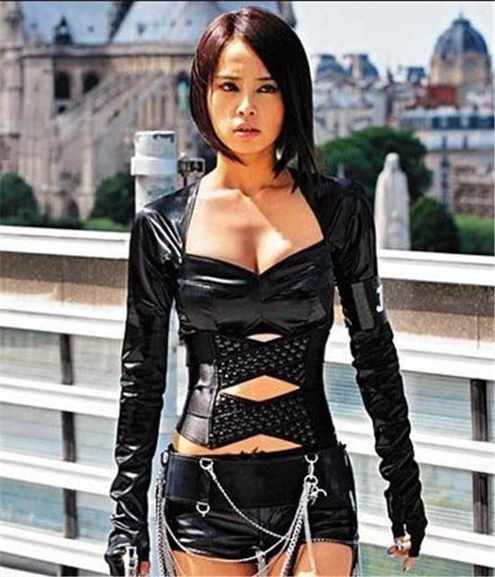 costumes Sexy heroine