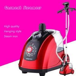 220 V ropa eléctrica vaporizador de vapor de hierro cepillo de vapor máquina de planchar ropa