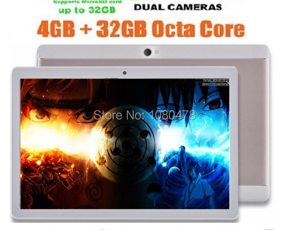 10 inch Android 5.1 TABLET PC Octa Core 10 inch Tablets 4GB RAM 32GB ROM 8 Cores 1280*800 IPS Kids Gift MID Free Shipping