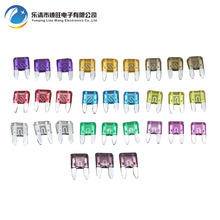 Small Size Auto fuse 3~40A Automotive Fuses Blade,The fuse Insurance insert The insurance of xenon lamp piece Lights Fuse 5pcs 50a big size auto fuse automotive fuses blade the fuse insurance insert the insurance of xenon lamp piece lights fuse