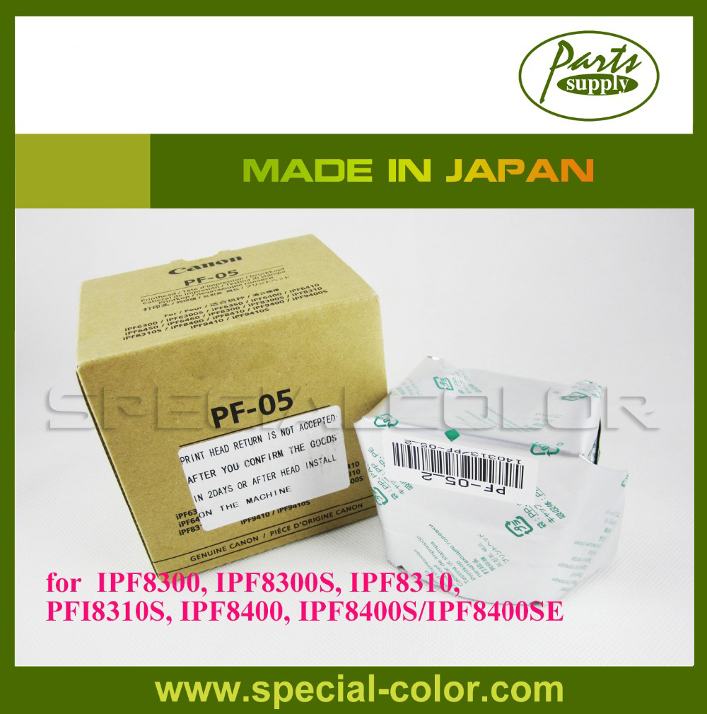 Low Price! PF-05 Printhead for Canon IPF 8400/8400SE/8300/8300S Print Head Origin from Japan original best price ipf printer pf 03 print head for canon ipf5000 5100 6000s 6100 6200