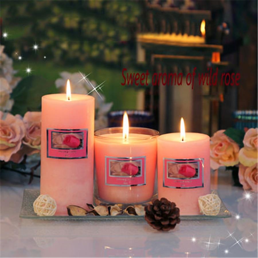 Decorative Candles Craft Aromathorapy Bougies Chauffe Plat Velas
