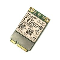 Unlocked Huawei mu609 WCDMA Wireless 3G WWAN module HSPA + / UMTS / GSM / GPRS Quad band 850/900/1900/2100 MHz Mini PCIe Cards
