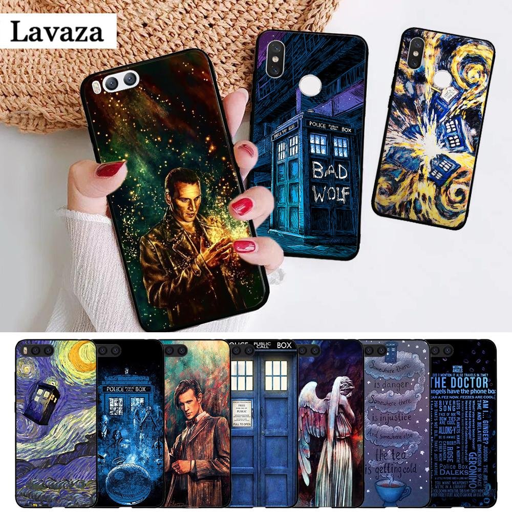 Cellphones & Telecommunications Phone Bags & Cases Candid Lavaza Tardis Box Doctor Who On Sale Silicone Case For Xiaomi Mi 5x 6 6x 8 9 Se F1 A1 A2 Lite Max 3