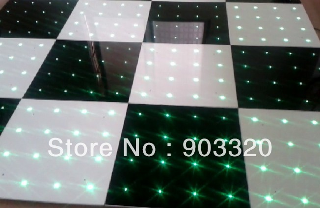 8Ft*8FT 16pcs RGB Portable Mutlti Function SMD5050 3IN1RGB LED Dance Floor With 32 Functions,4 Channels Remote Control brand new smt yamaha feeder ft 8 2mm feeder used in pick and place machine