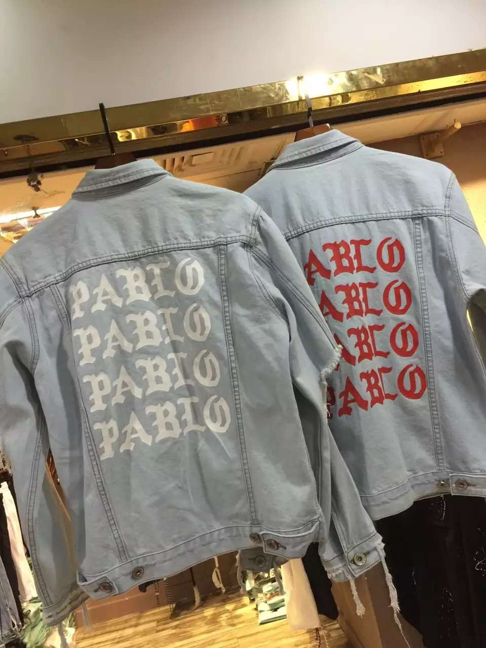 HTB1L76XNXXXXXa XFXXq6xXFXXXO - I Feel Like Pablo Denim Jacket Season 3 Kanye West Pablo Jeans Jacket PTC 03