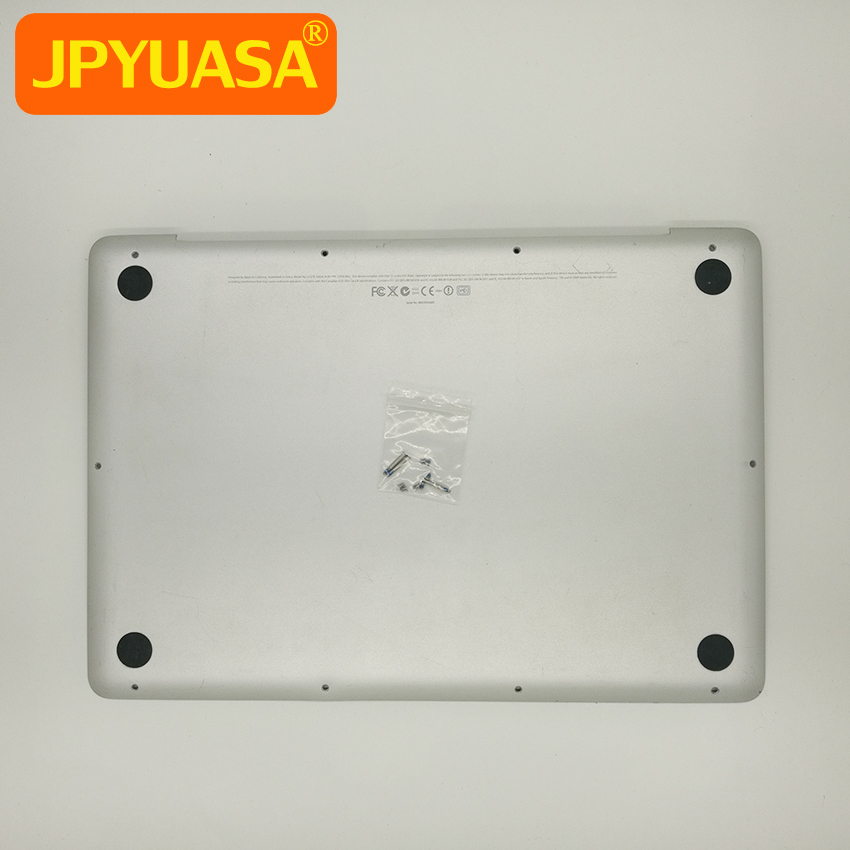 купить Laptop Replace Lower Cover Bottom Case Cover With Screw For Macbook Pro 13 A1278 2009 2010 2011 2012 онлайн