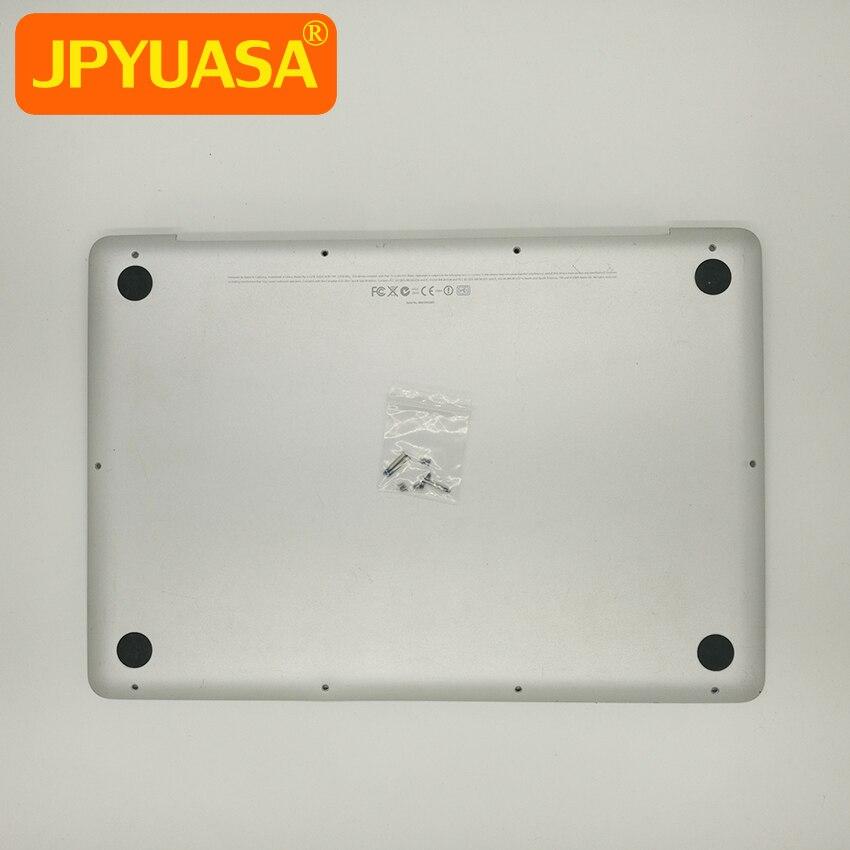 Ordinateur portable Remplacer Couvercle Inférieur Couverture De Cas De Fond Avec Vis Pour Macbook Pro 13