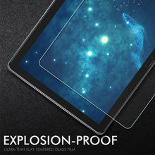 Tempered Glass For Huawei MediaPad T5 10 Glass Tablet Screen Protector For Huawei Mediapad M5 Lite 10 C5 8.0 M3 M2 10.0 8.4 Film(China)