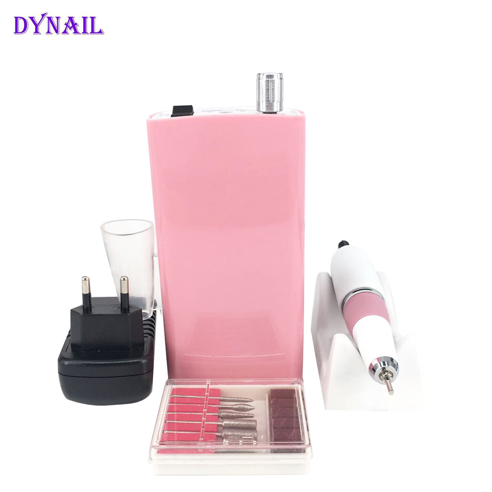 Hot selling High Quality Low Noise Rechargeable Cordless Nail Drill with 30000RPM for Nail Art Tools high quality pci 6503 selling with good quality