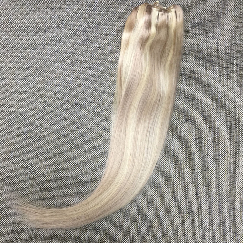 Full shine micro bead weft hair extensions 14 inch to 24 inch full shine micro bead weft hair extensions 14 inch to 24 inch cheap price micro ring sew in weave weft extension hight quality in micro loop ring hair pmusecretfo Gallery