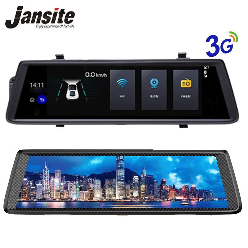 Jansite Car font b cameras b font 10 Touch Screen Android 5 0 3G WIFI Car