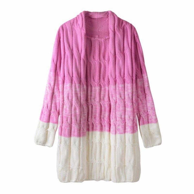Осень для женщин повседневные свитеры для Многоуровневое колокол рукавом жемчужина на пуговицах вязать твердые V образным вырезо