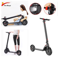 8.5 inch Electric Scooter Removable Lithium Battery 36V 250W Motor Wheel Adult kick e scooter folding patinete electrico adulto