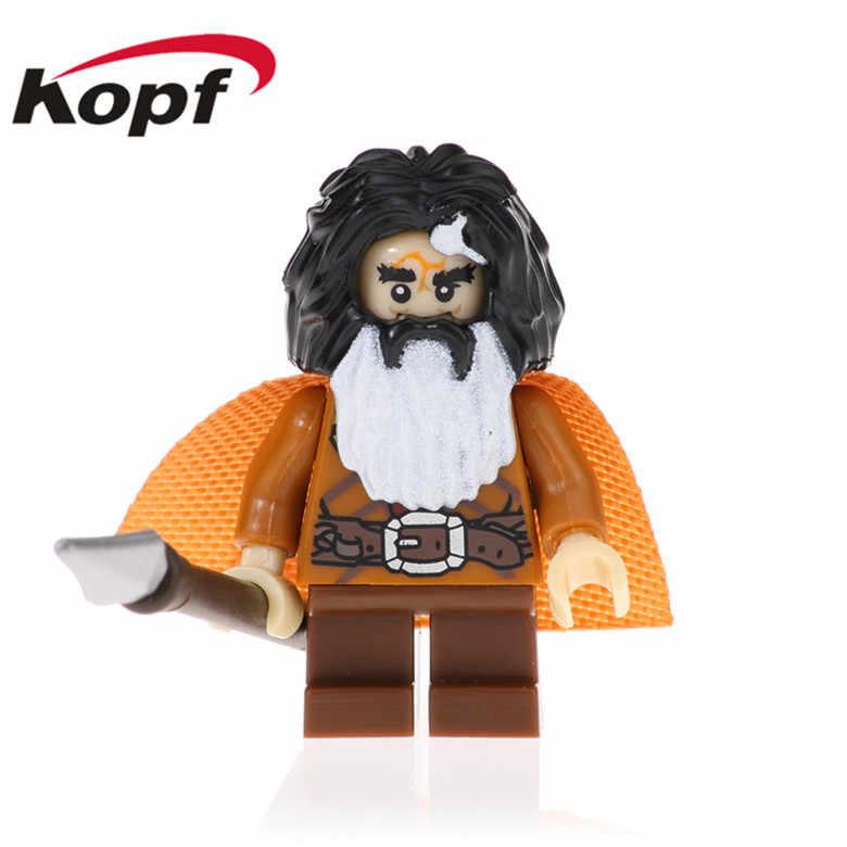 Enkele Verkoop De lord of the Rings Cijfers Bifur Bain Baggins Thranduil Bouwstenen Kerst Speelgoed voor kinderen PG526