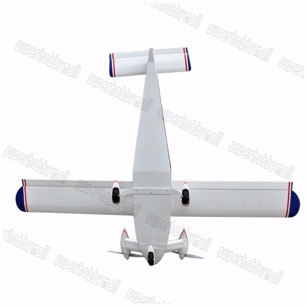 Electric plane CRI-CRI 70 6 Channels ARF Large Scale Balsa