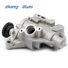 NEW 06H 115 105 AM Engine Oil Pump Assembly For VW Golf Passat CC Tiguan Audi A3 A4 S4 A5 A6 Q3 Q5 TT 1.8TFSI CDAA 2.0TFSI CCZA genuine new high quality camshaft kit fit for vw cc r32 rabbit passat cc golf passat audi a3 a4 1 8t 06h109021j 06h109022l