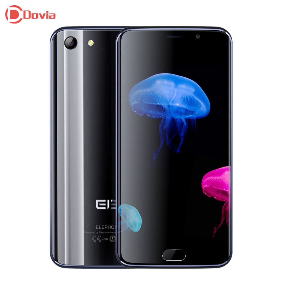 5.5 inch Elephone S7 4G Helio X20 Deca Core FHD Screen 13.0MP 5.0MP Cameras 4GB RAM 64GB ROM Smart Phone