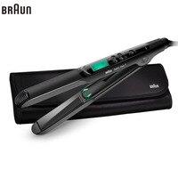 Braun Satin Hair 7 iontec выпрямитель ST 7 30 Средства для укладки волос Инструменты керлинг Выпрямители для волос Профессиональный 100 240 V