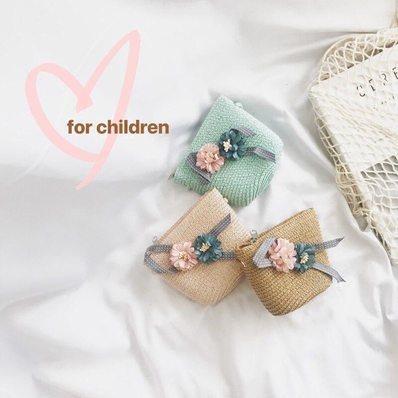 QualitäT In Bekasnoew Casual Kinder Handtaschen Mädchen Strand Messenger Bags üBerlegene